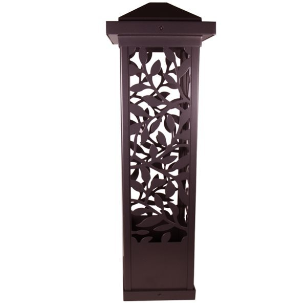 VOLT 42' Scroll Tower Bollard Light